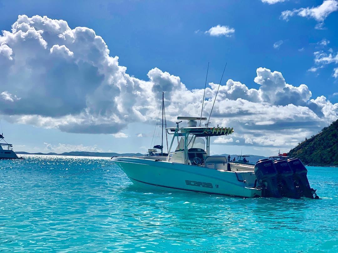 Best Blue Bay Charter in the Virgin Islands